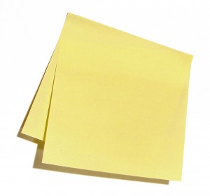 If you want to work with us, you should really like post it notes.  I mean *really* like post it notes.  Consider sending us a haiku about post it notes to prove it.