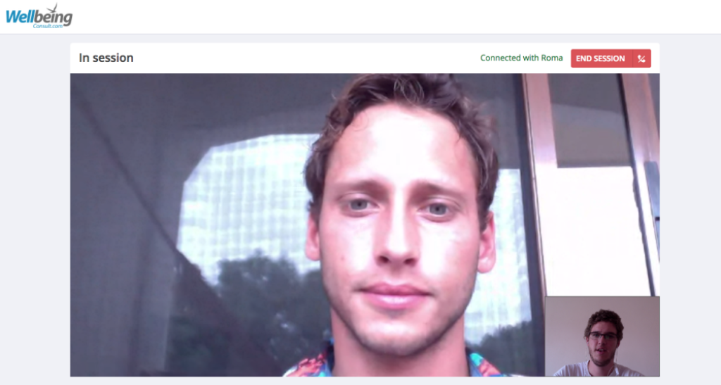 An example WebRTC based telemedicine app built by our team at WebRTC Ventures